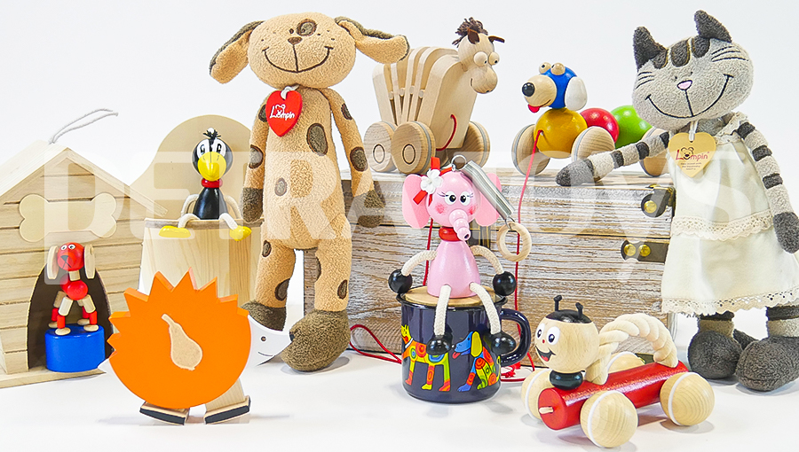 Toy selection